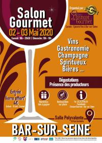 Evenement Balnot la Grange Le salon du gourmet