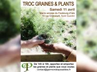 Evenement Saint Quentin Troc graines et troc plants