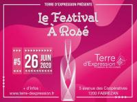 Evenement Mayronnes FESTIVAL A ROSE