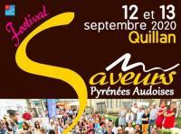 Evénement Counozouls FESTIVAL DES SAVEURS PYRENEES AUDOISES