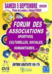 Evenement Cransac Forum des Associations Sportives et non Sportives
