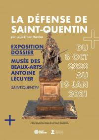 Evenement Remaucourt Exposition-dossier : La Défense de Saint-Quentin