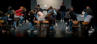 Evenement Fournoulès ANNULÉSpectacle : La Troisième vague