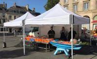 Evenement Vesles et Caumont Marché hebdomadaire à Laon
