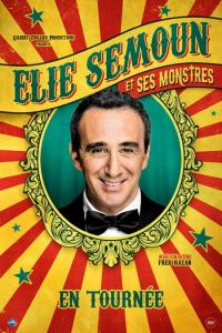 Evenement Vichel Nanteuil SPECTACLE : Elie Semoun et ses montres