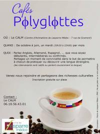 Evenement Saint Sorlin de Conac Cafés Polyglottes  - Traditions culinaires