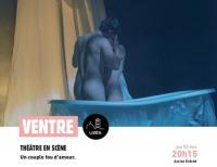 Evenement Boulbon ATP Uzès - Ventre, Un couple fou d'amour par le Théâtre en Scène