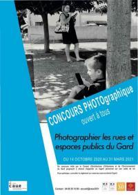 Evenement Nîmes Concours photographies ouvert à tous : les rues et espaces publics du Gard