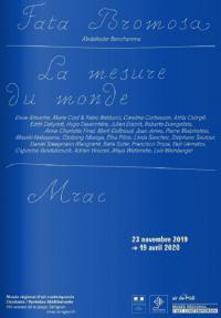Evenement Gruissan MUSÉE FERMÉ JUSQU'À NOUVEL ORDRE - FATA BROMOSA : EXPOSITION DE ABDELKADER BENCHAMMA.