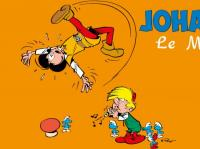 Evenement Les Ilhes JOHAN ET PIRLOUIT, LE MOYEN-AGE REVE PAR PEYO