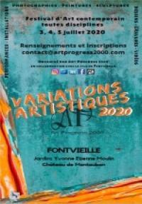 Variations-Artistiques-Festival-d-Art-Contemporain-a-Fontvieille Fontvieille