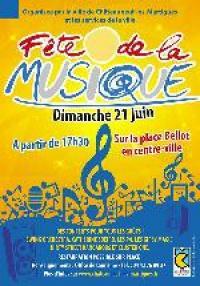 Fete-de-la-musique Châteauneuf les Martigues