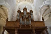 Evenement Longeville sur Mogne Festival International d'Orgue