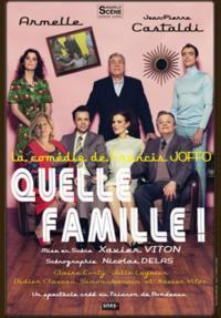 Evenement Meaulne Théâtre « Quelle famille ! »