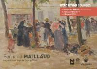 Evenement Morogues Exposition de Fernand Maillaud