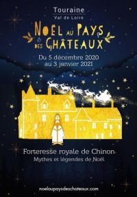 Evenement Saint Nicolas de Bourgueil [Noël au Pays des Châteaux] Mythes et Légendes de Noël