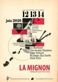 Evenement Ronnet La Mignon Tangofolk festival
