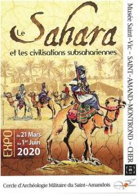 Evenement Meaulne Exposition Le Sahara et les civilisations subsahariennes