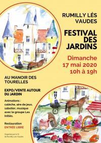 Evenement Villy en Trodes Festival des Jardins