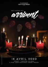 Evenement Laubressel Des choses qui arrivent