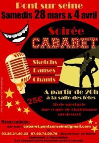 Evenement Saint Flavy Soirée cabaret