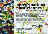 Evenement Morogues Pérégrinations plasticiennes / saison 1 / technique et langage