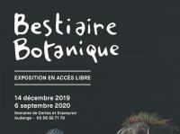 Evenement Arcachon Exposition : le bestiaire botanique