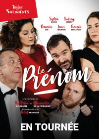 Evenement Montlieu la Garde Théâtre au Vox : Le Prénom