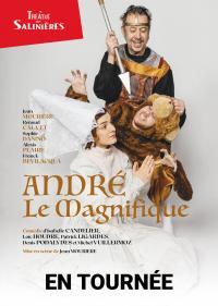 Evenement Montlieu la Garde Théâtre au Vox : André le magnifique