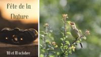 Evenement Bois La Fête de la nature - Portes Ouvertes à Terres d'Oiseaux
