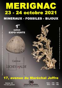 1er-SALON-MINERAUX-FOSSILES-BIJOUX Mérignac