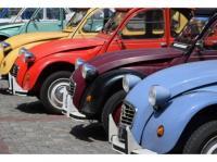 Evenement Lézat sur Lèze Festival de véhicules anciens