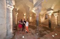 Evenement Mont de Marsan Visite de la crypte de Saint-Girons