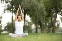 Evenement Oise Ressourcez-vous en forêt, instant yoga