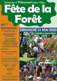 Evenement Oise Fête de la Forêt - 65ème édition