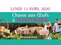Evenement Caves CHASSE AUX OEUFS A FONTFROIDE
