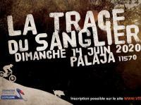 Evenement Ribaute LA TRACE DU SANGLIER 2020