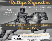 Evenement Retheuil Rallye équestre