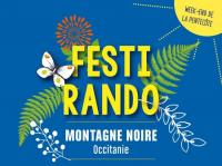 Evenement Les Ilhes 8EME EDITION FESTIRANDO EN MONTAGNE NOIRE - OCCITANIE 2020