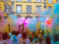 Evenement Arquettes en Val COLOR MY RUNNIGHT