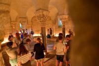 Evenement Mont de Marsan Visite nocturne de la Crypte de Saint Girons Décrypte la Crypte