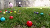 Evenement Verdilly Chasse aux oeufs au château médiéval