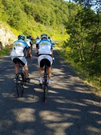Evenement Castelnau Pégayrols LA RANDO CYCLO MILLAU
