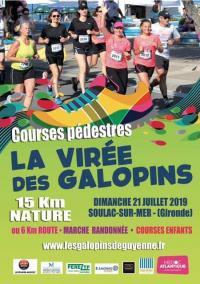 La-Viree-des-Galopins-2019 Soulac sur Mer