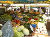 Evenement Mulhouse Visite guidée au marché de Mulhouse