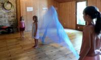 Evenement Courmelles Stage modelage et danse pour les 6-11 ans