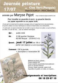 Evenement Mont de Marsan Journée Peinture