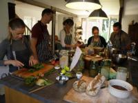 Evenement Barzy en Thiérache Stage de cuisine : cuisiner autrement pour les fêtes de Noël