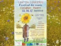 Evenement Montgaillard CONT'EN CORBIERES - FESTIVAL DU CONTE
