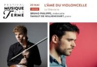 L-ame-Du-Violoncelle-Beethoven-Schumann-Connesson-Prokofiev Lançon Provence